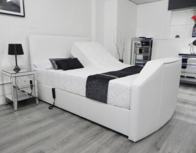 Enfield adjustable tv bed