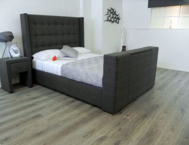Olivia TV Bed
