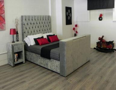 Victoria TV Bed