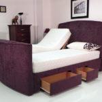 Avignon adjustable tv bed
