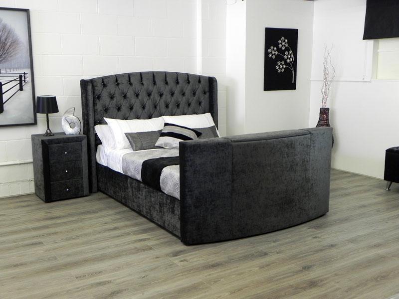 Elizabeth TV Bed
