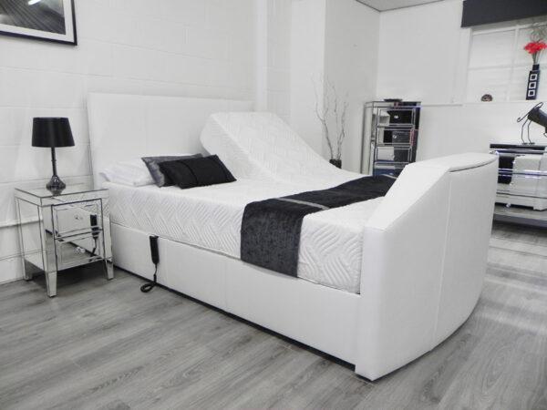 Enfield adjustable tv bed