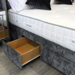 Harvington TV Bed drawers