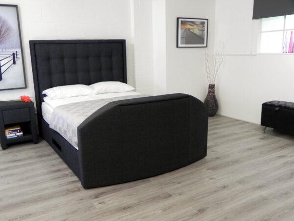 Hudson TV Bed