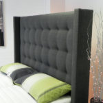 Phillipe TV Bed Headboard