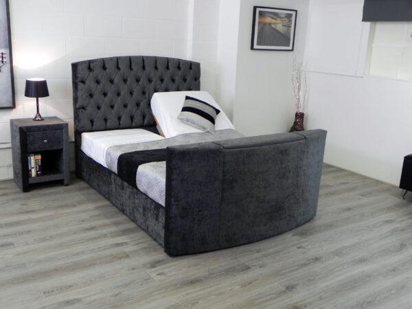 Sophia adjustable tv bed