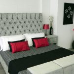 Victoria TV Bed Headboard