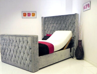 Eleanor adjustable tv bed