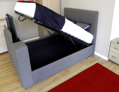 Denver Ottoman TV Bed
