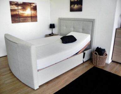 Oakham adjustable tv bed