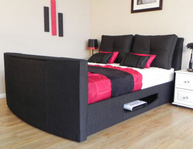 Avington TV Bed