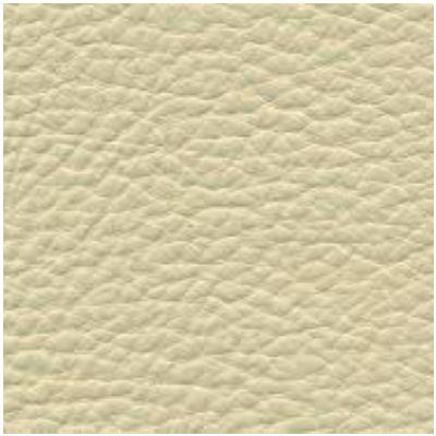 Cream bonded leather