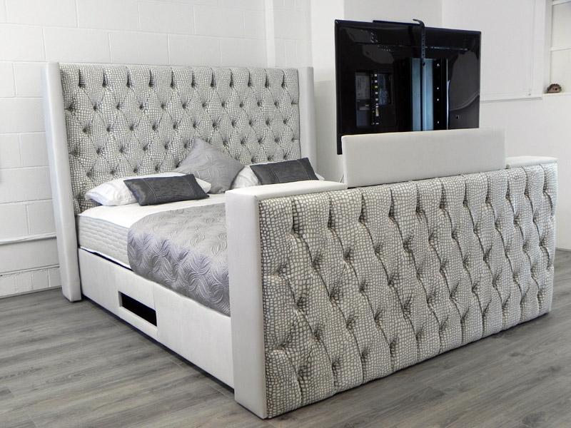 "43"" TV Bed"