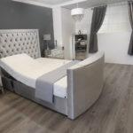 Henley adjustable tv bed