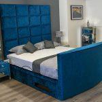 Eton Tv Bed headboard 16 panel