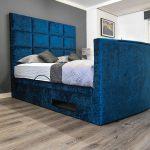 Eton electric ottoman Tv Bed