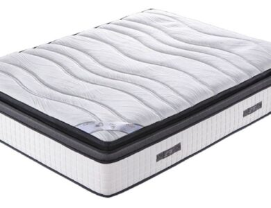 Getting a good night's sleep has never been easieLoren Williams Gel 4000 Mattress.